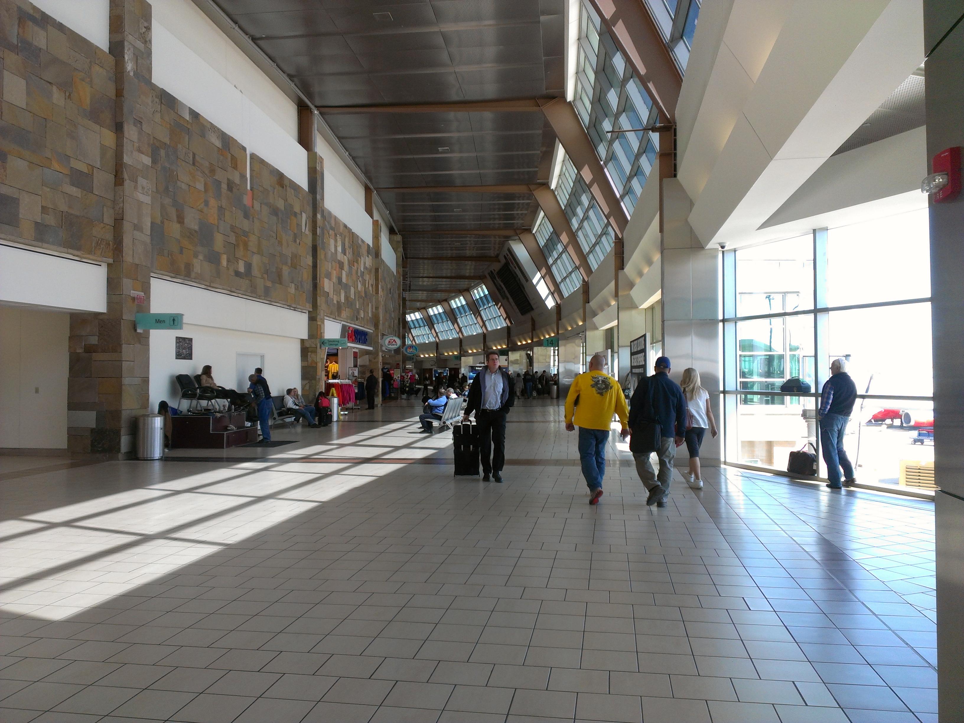 аэропорт Оклахомы