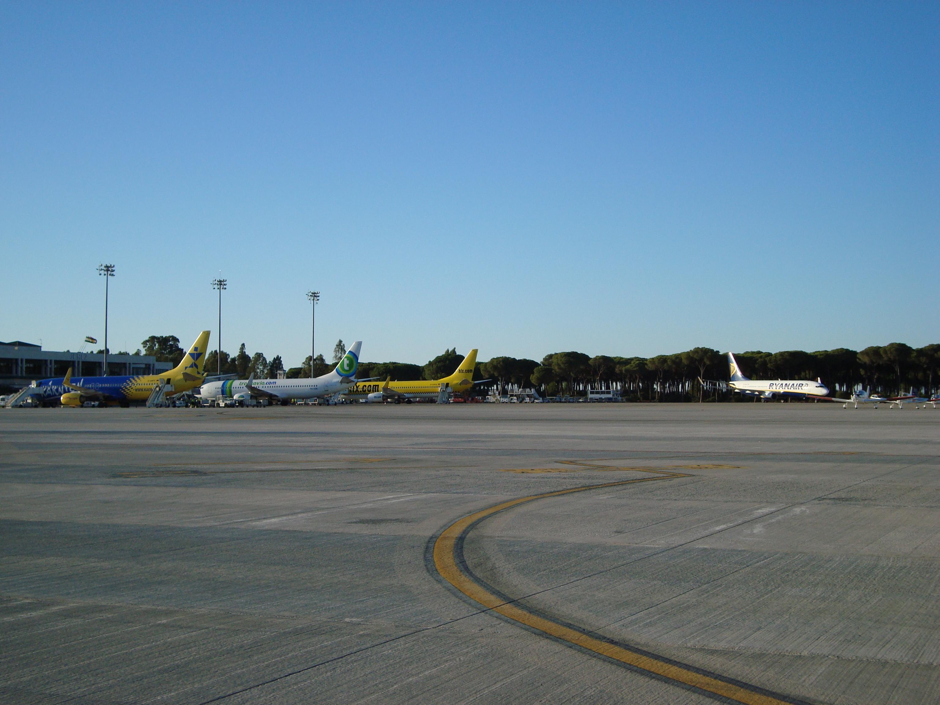 аэропорт Херес