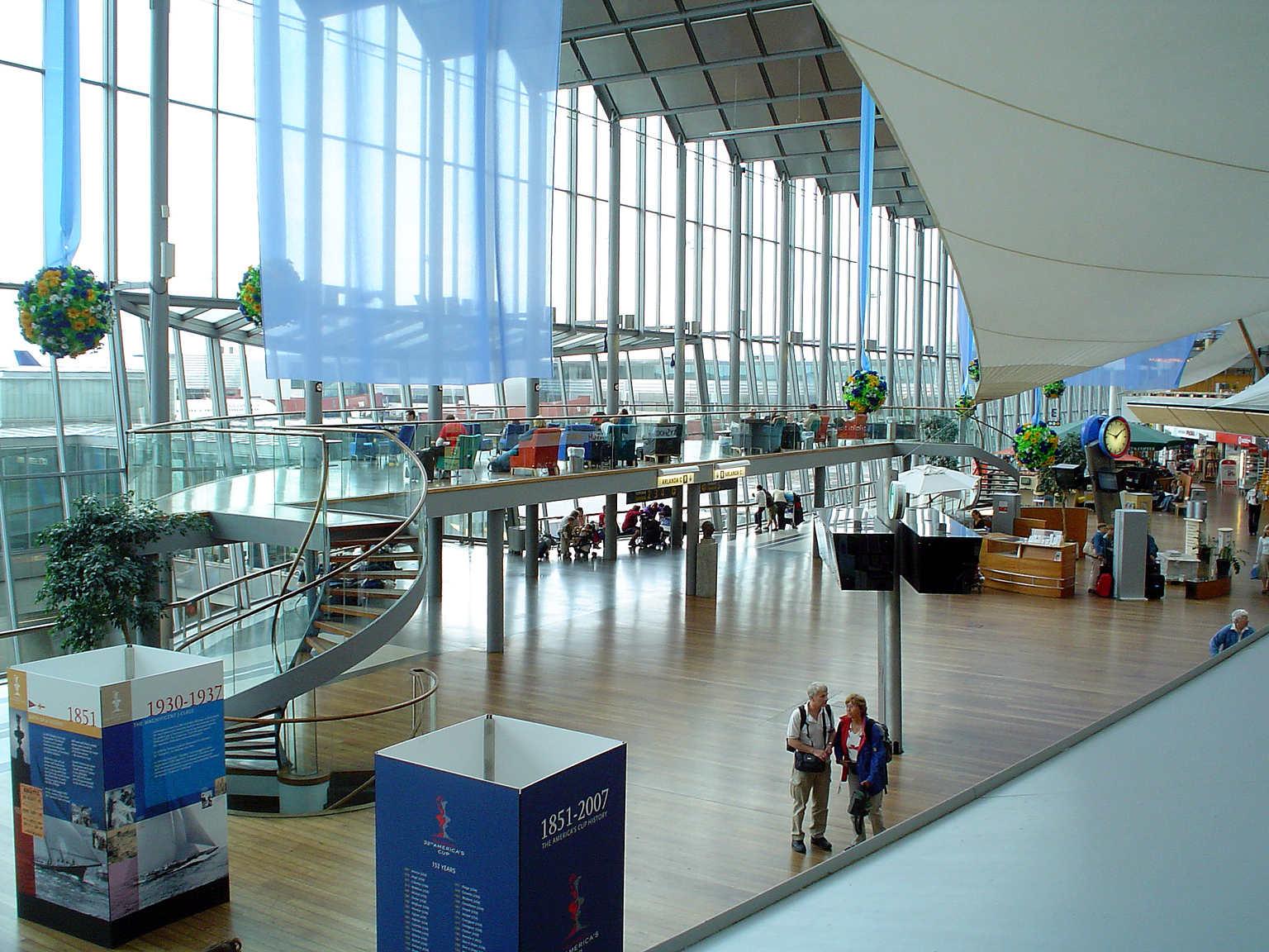 аэропорт Стокгольм Бромма