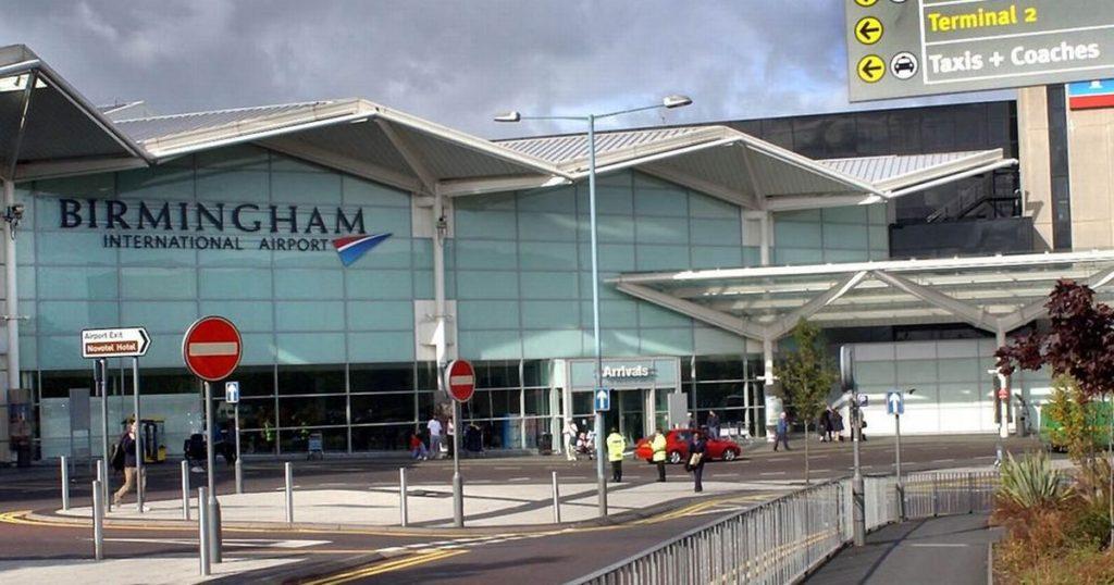 Аэропорт Бирмингем