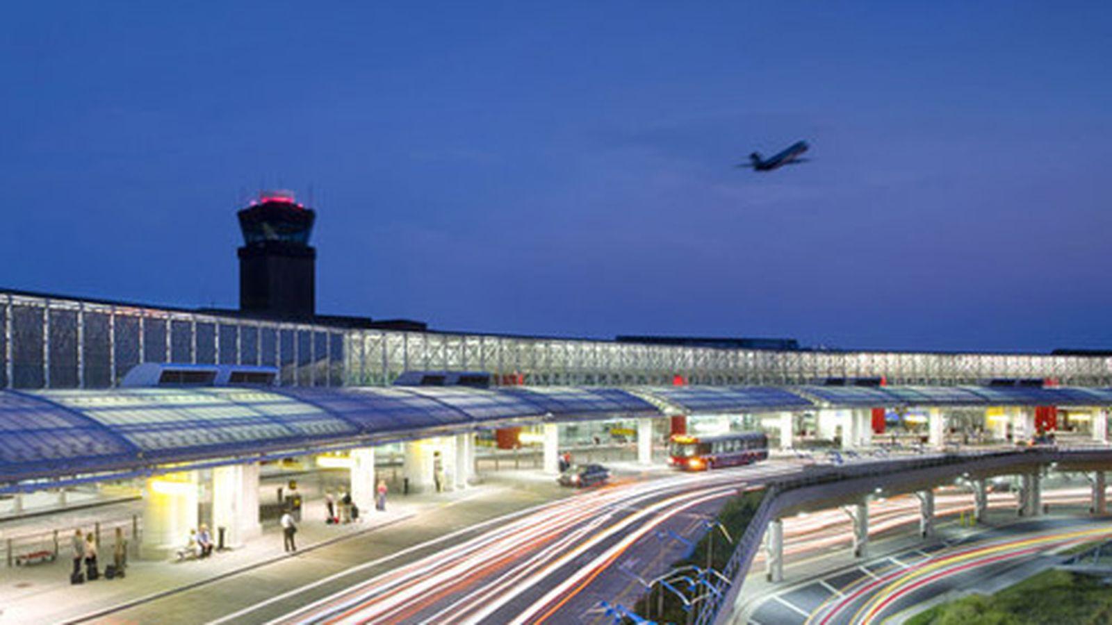 аэропорт Балтимор