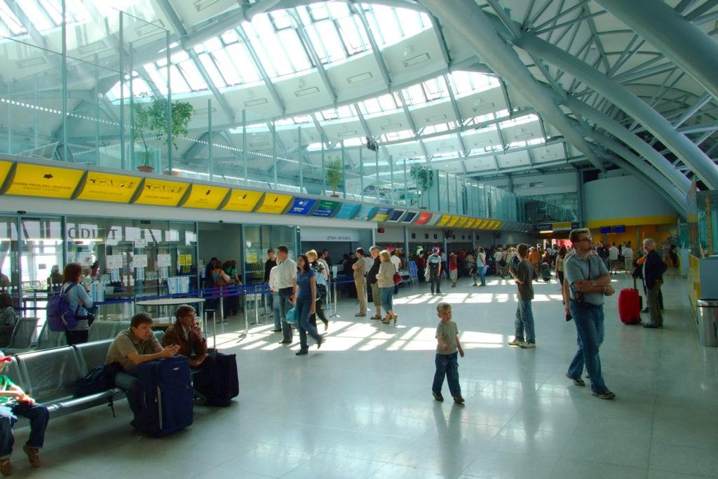 Международный аэропорт Брно-Туржаны