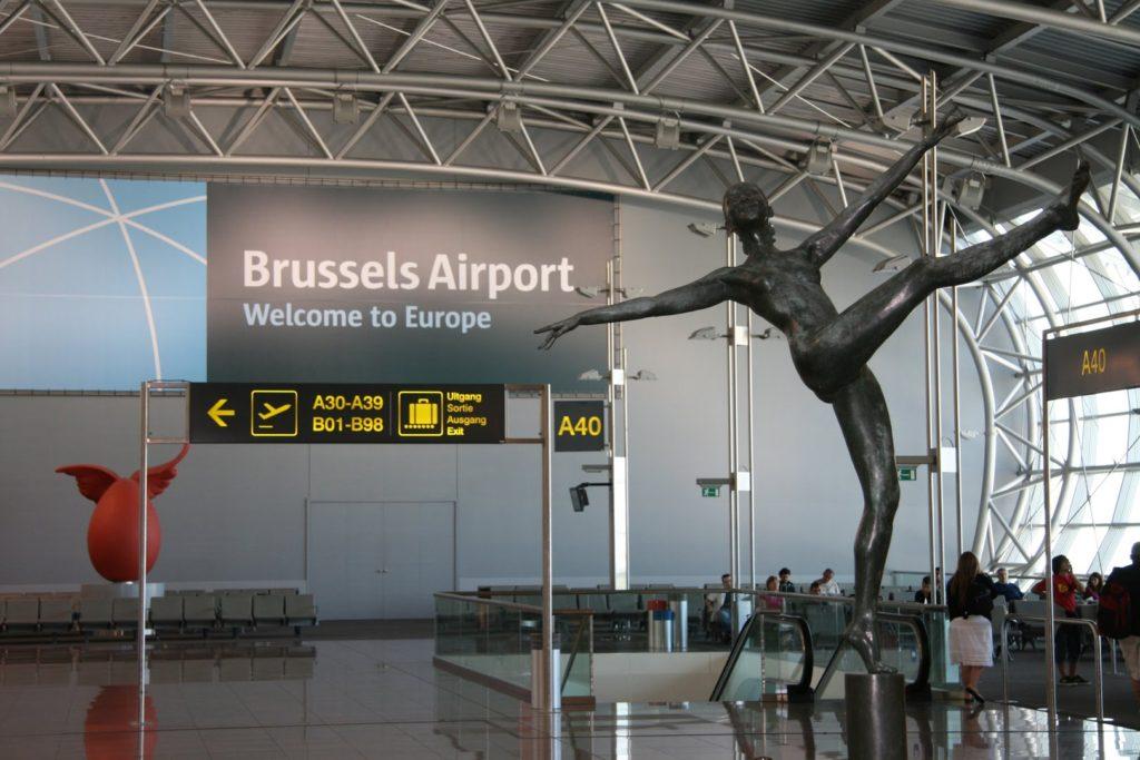 Аэропорт Брюселя