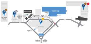 Схема аэропорт Эйндховен
