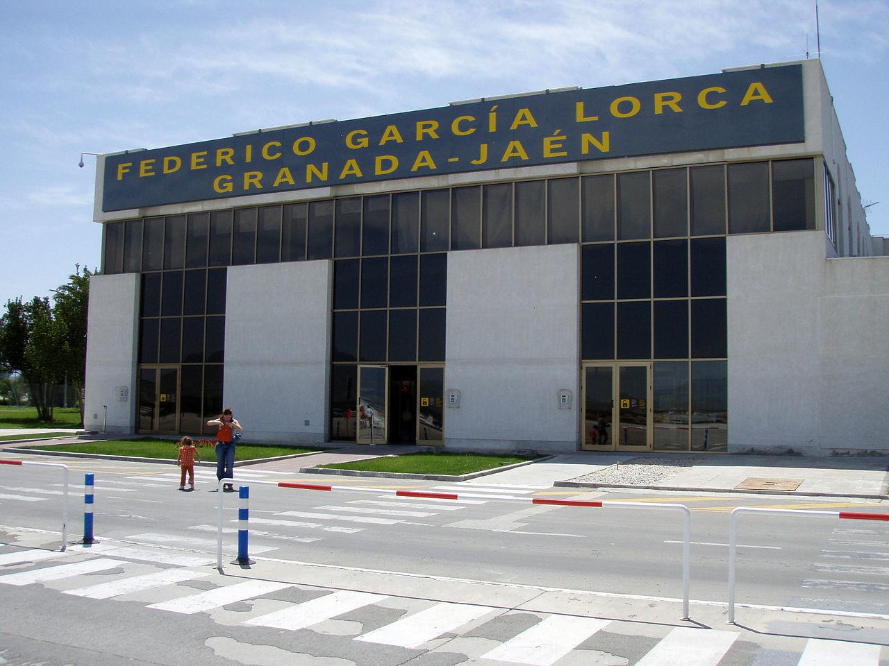 Аэропорт Гранада