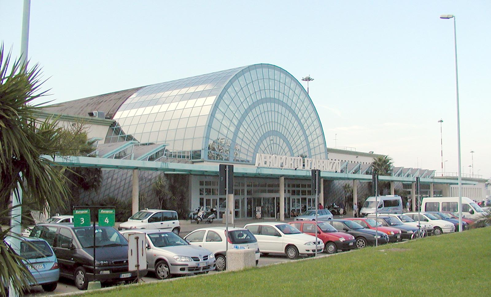 аэропорт Пескара