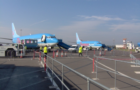 Аэропорт Борнмут