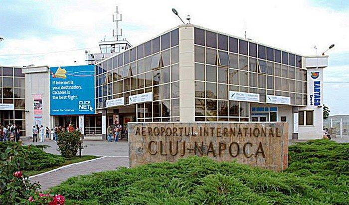Аэропорт Клуж-Напока