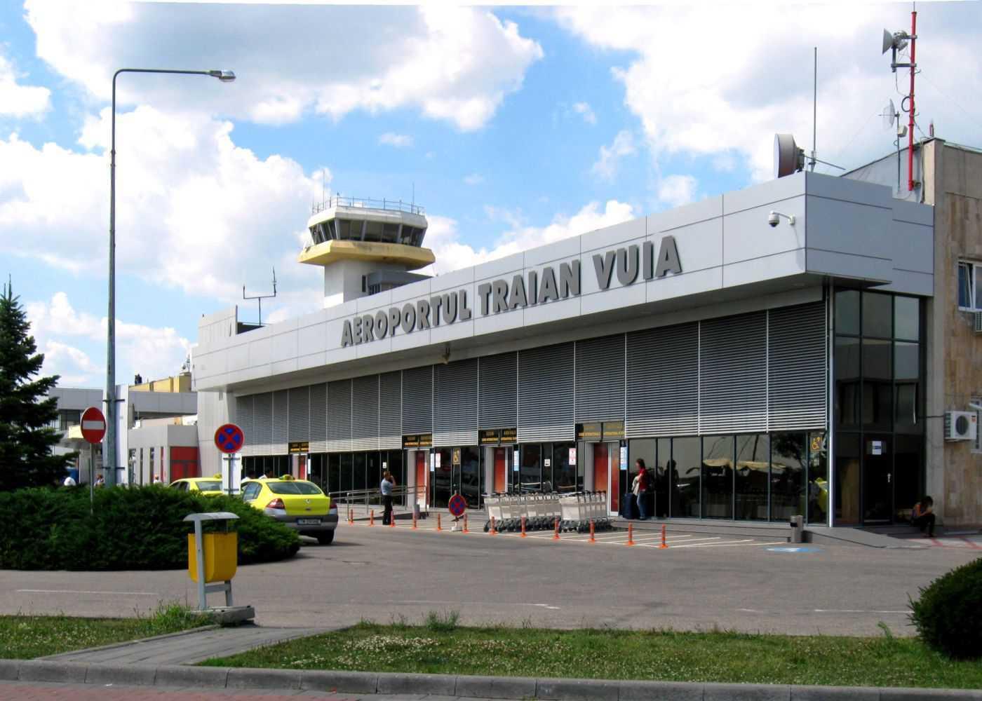 аэропорт Тимишоара