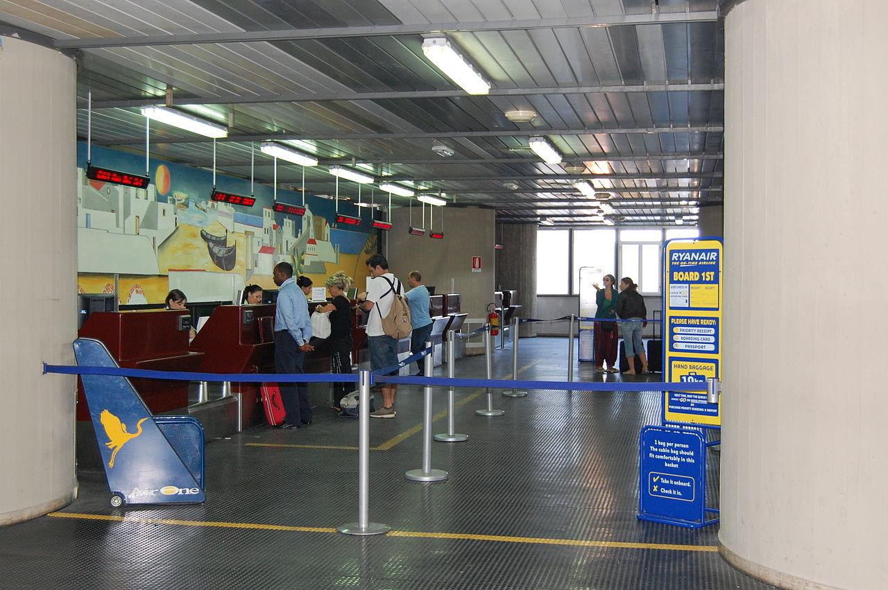 Аэропорт Трапани