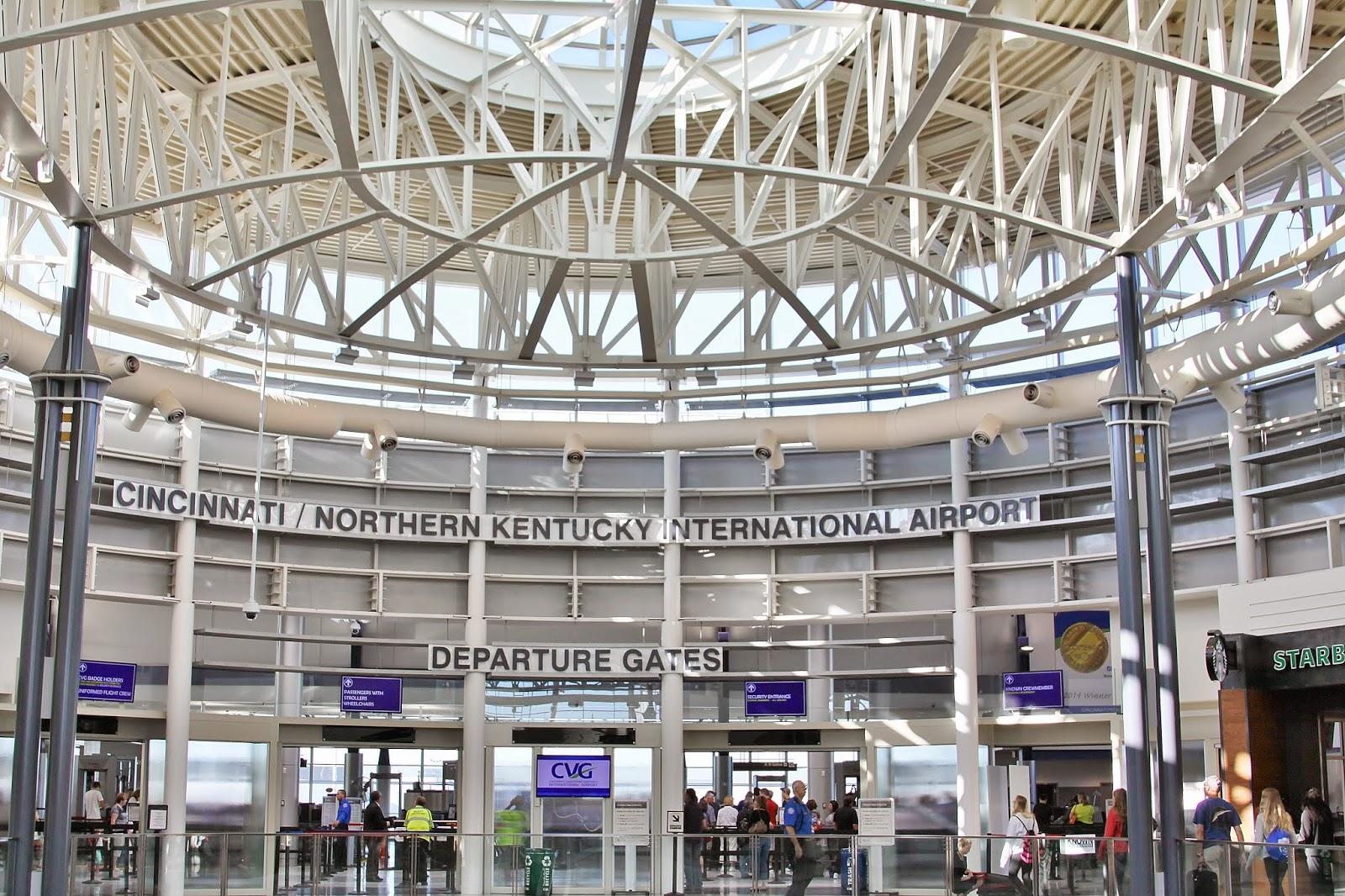 Аэропорт Цинциннати