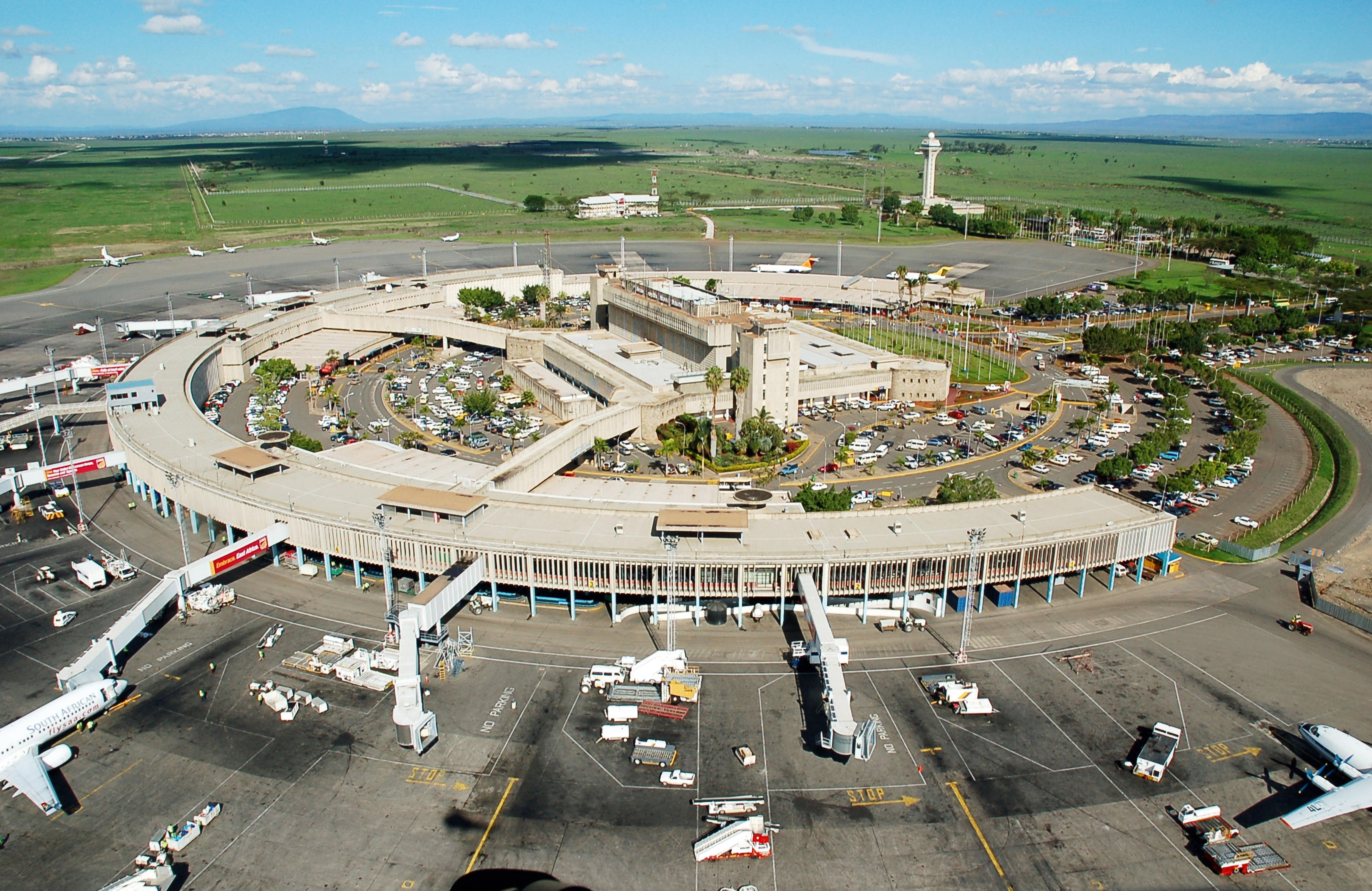 Аэропорт Найроби