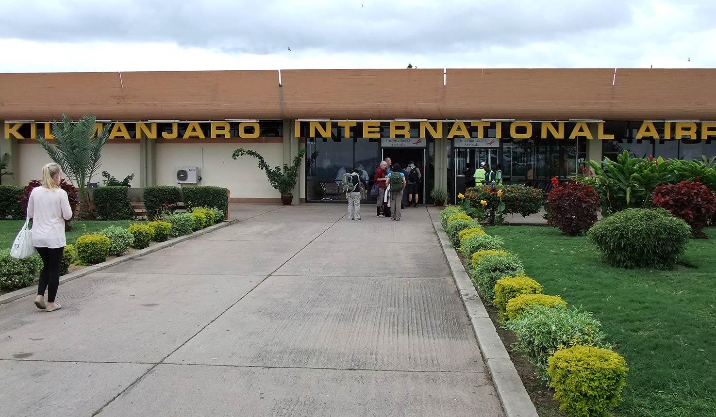 Аэропорт Килиманджаро