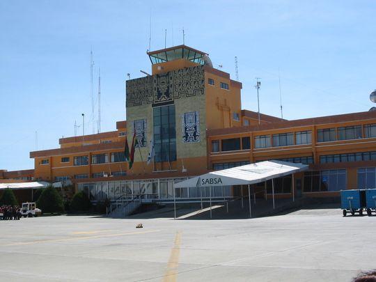 Аэропорт Ла Пас