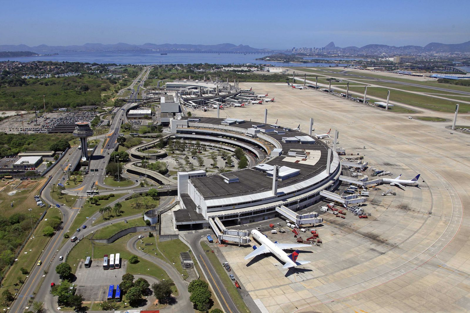 Аэропорт Рио де Жанейро Галеан