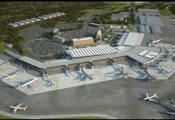 Аэропорт Эсейса