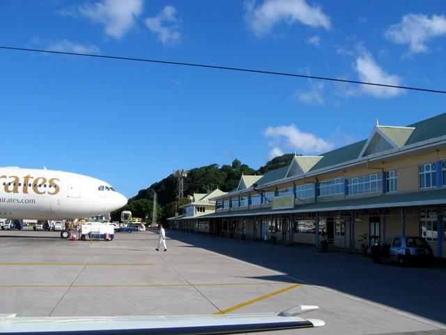 Сейшельские острова аэропорт