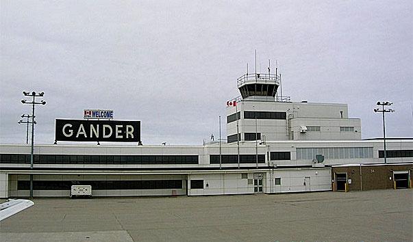 Аэропорт Гандер