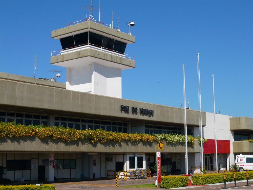 Аэропорт Водопады Игуасу