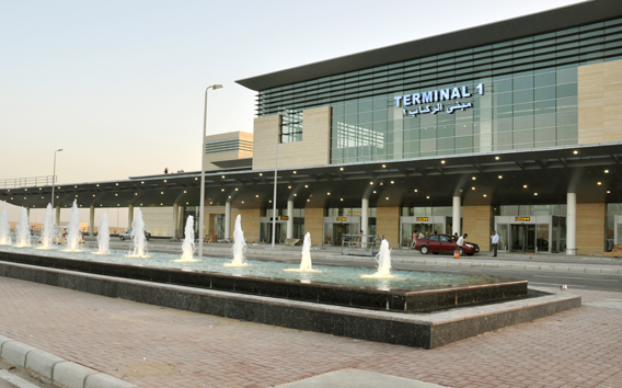 Аэропорт Александрия