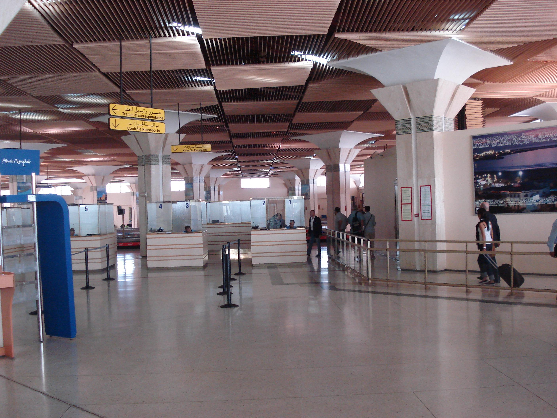 Агадир аэропорт