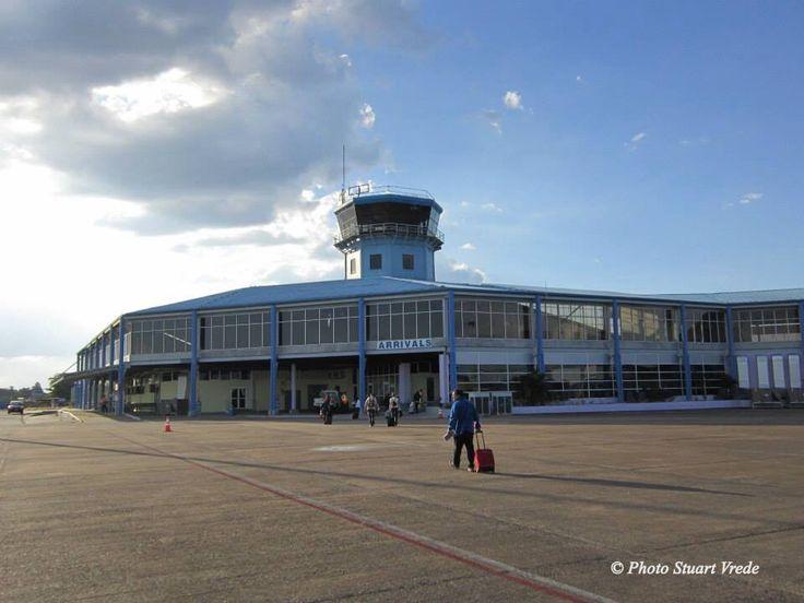 Парамарибо аэропорт