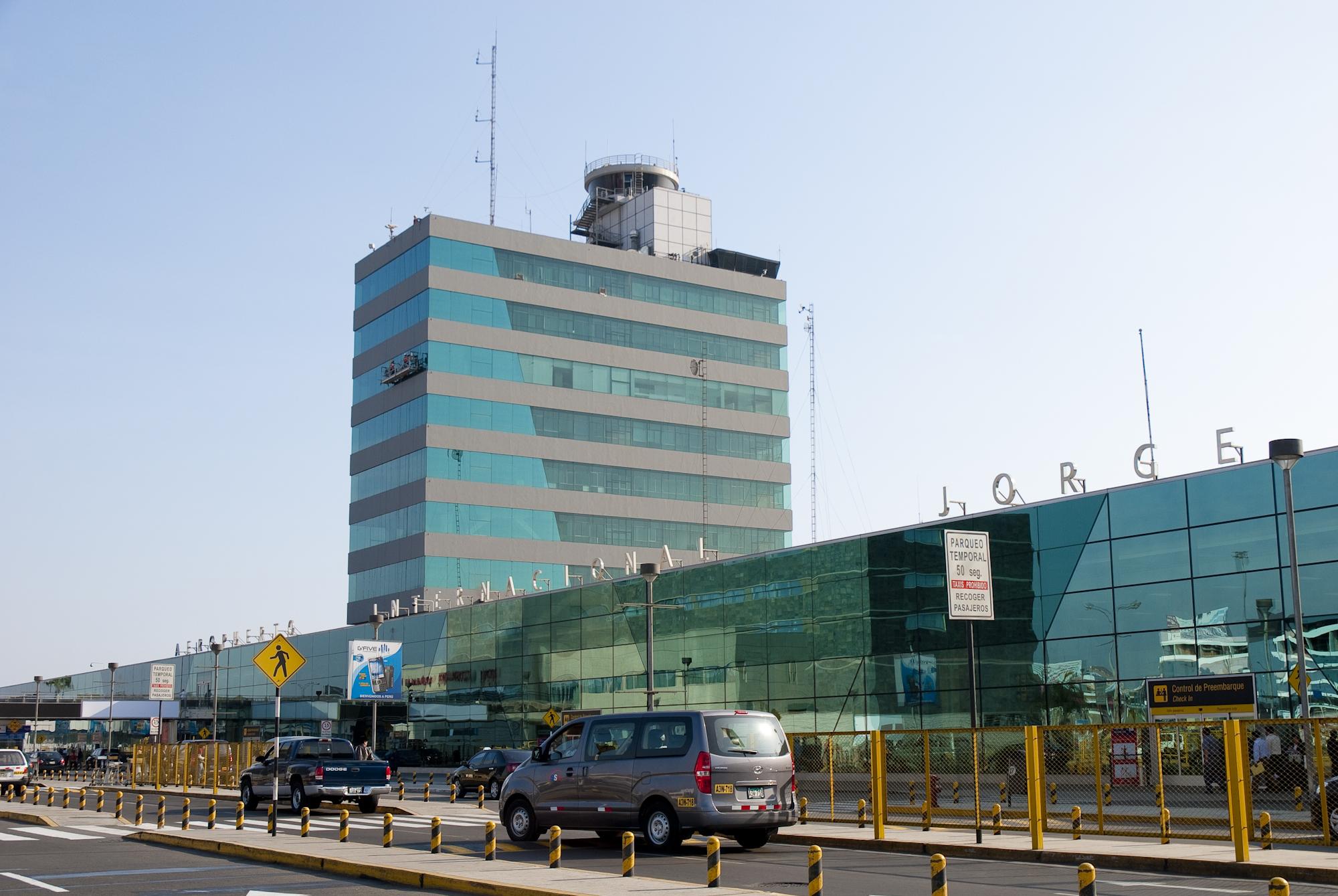 Аэропорт Лима