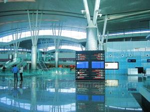 Зал аэропорта Энфида-Хаммамет