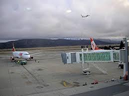 Поле аэропорта Барилоче