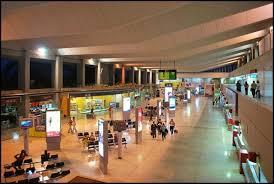 Зал аэропорта Кали