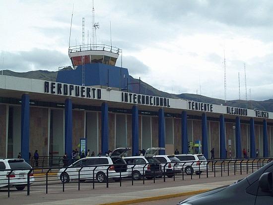 Аэропорт Куско