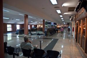 Зал аэропорта Водопады Игуасу