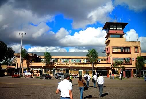 Аэропорт Санта Крус