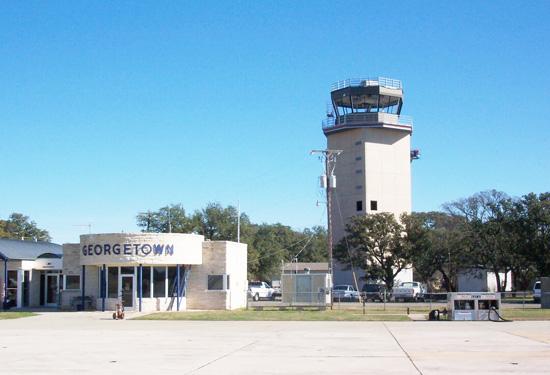 Аэропорт Джорджтаун