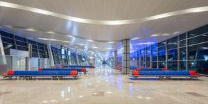 Зал аэропорта Хургады