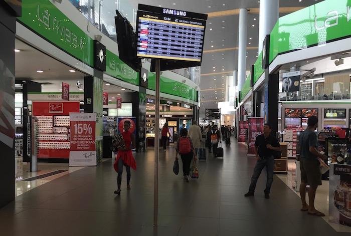 Богота аэропорт