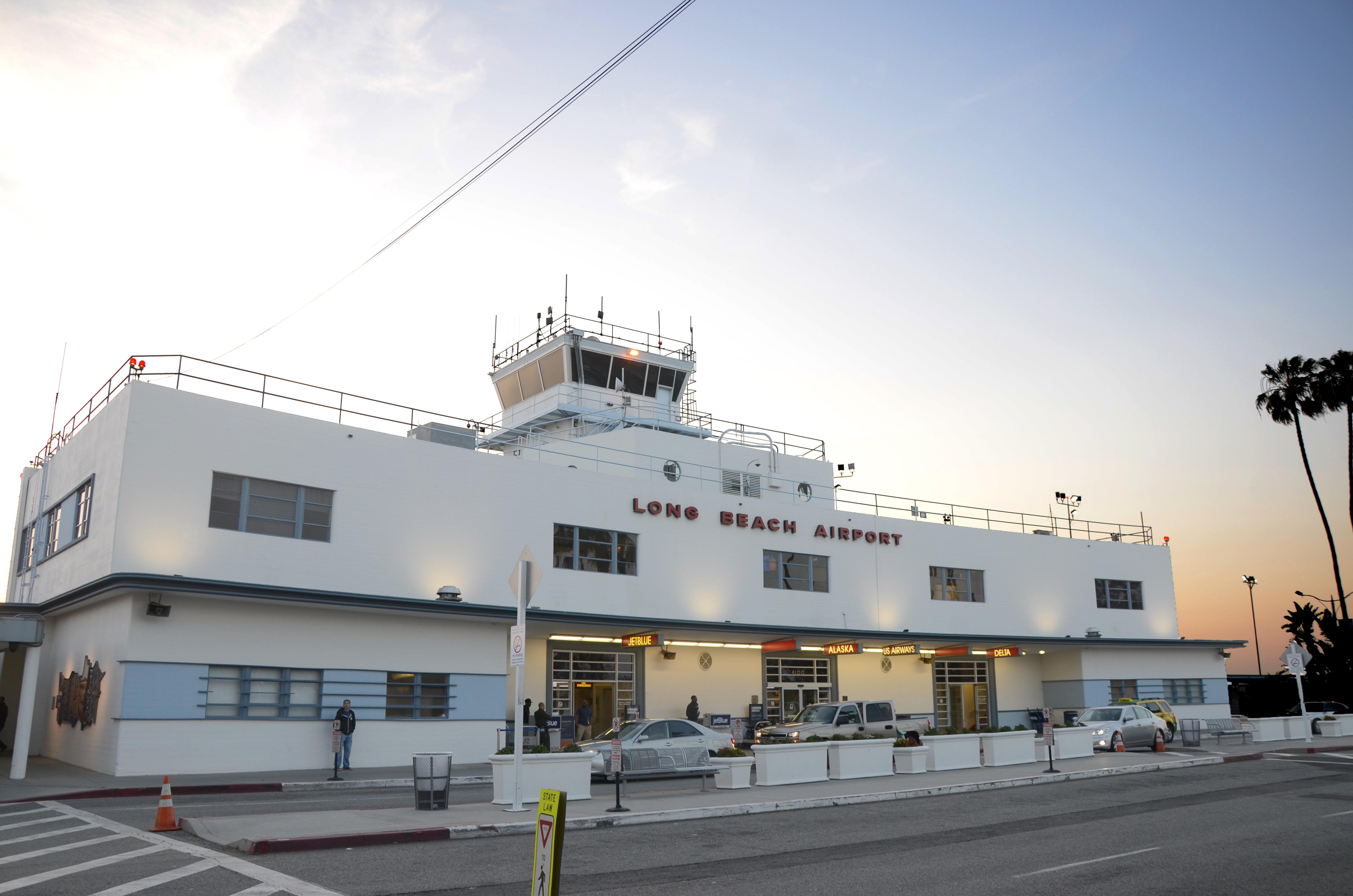 Аэропорт Лонг-Бич