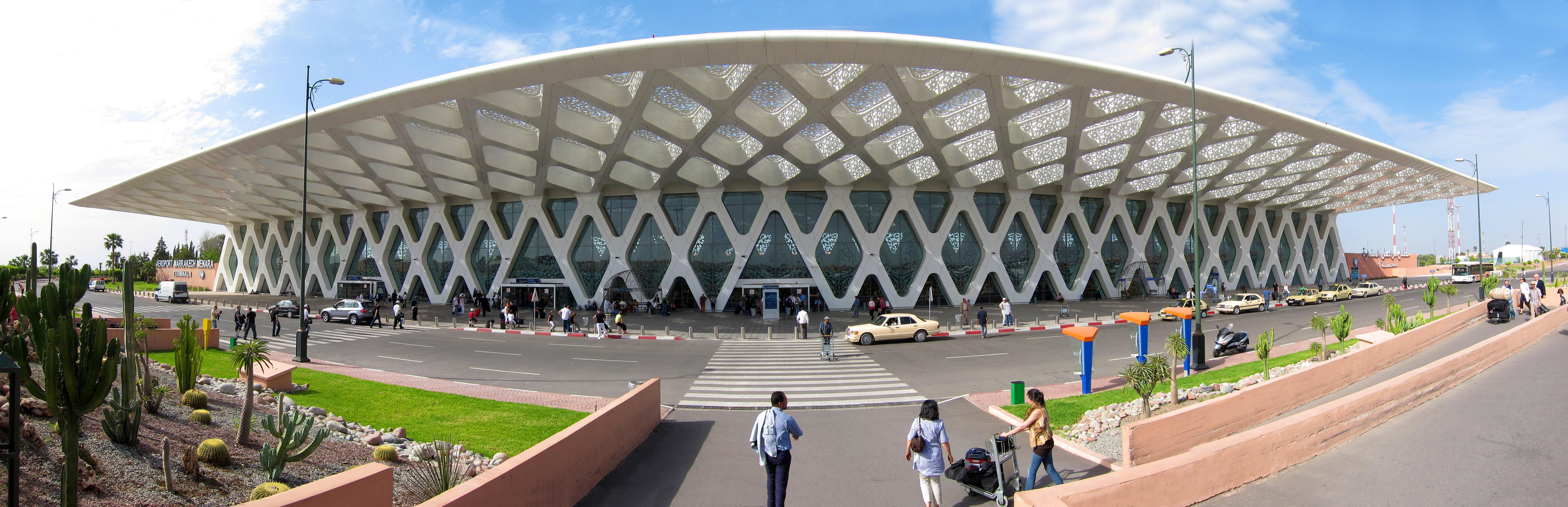 Аэропорт Марракеша-Менара
