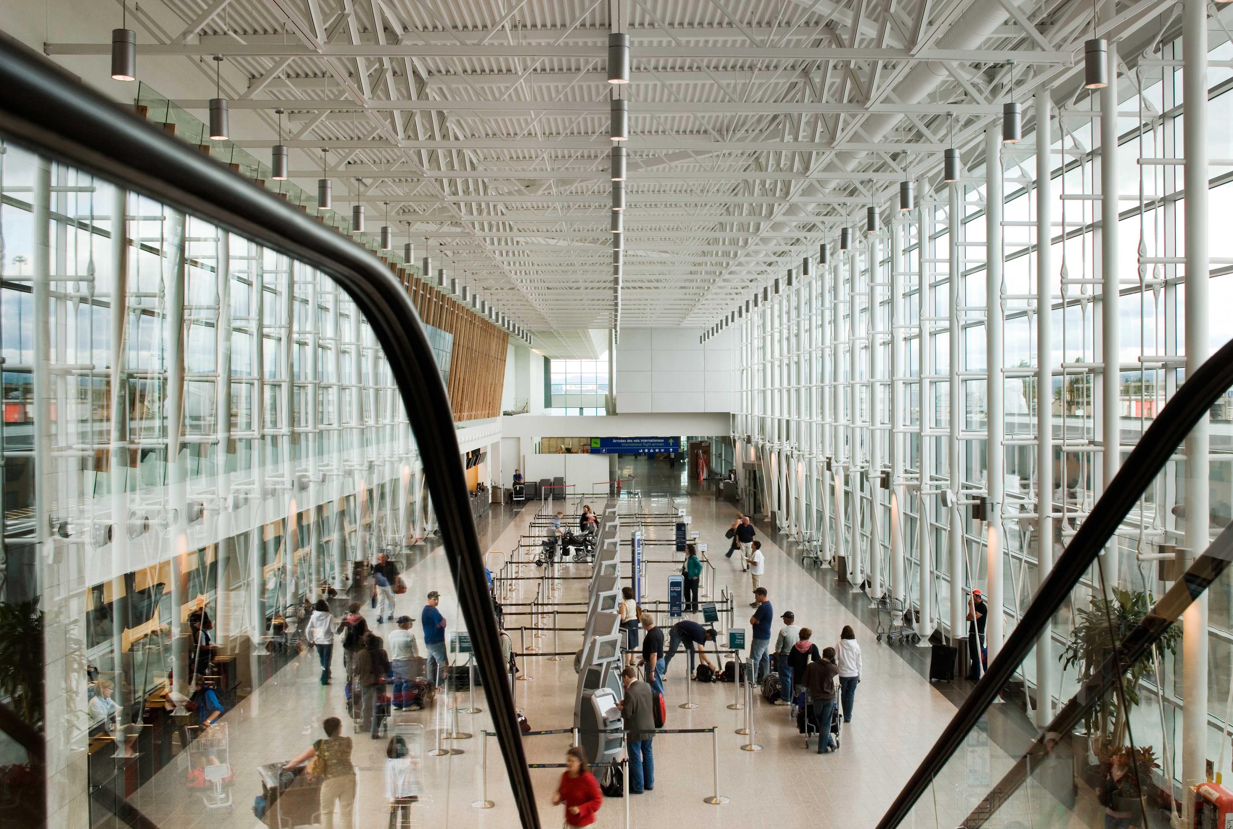 Аэропорт Квебек Жан Лесаж