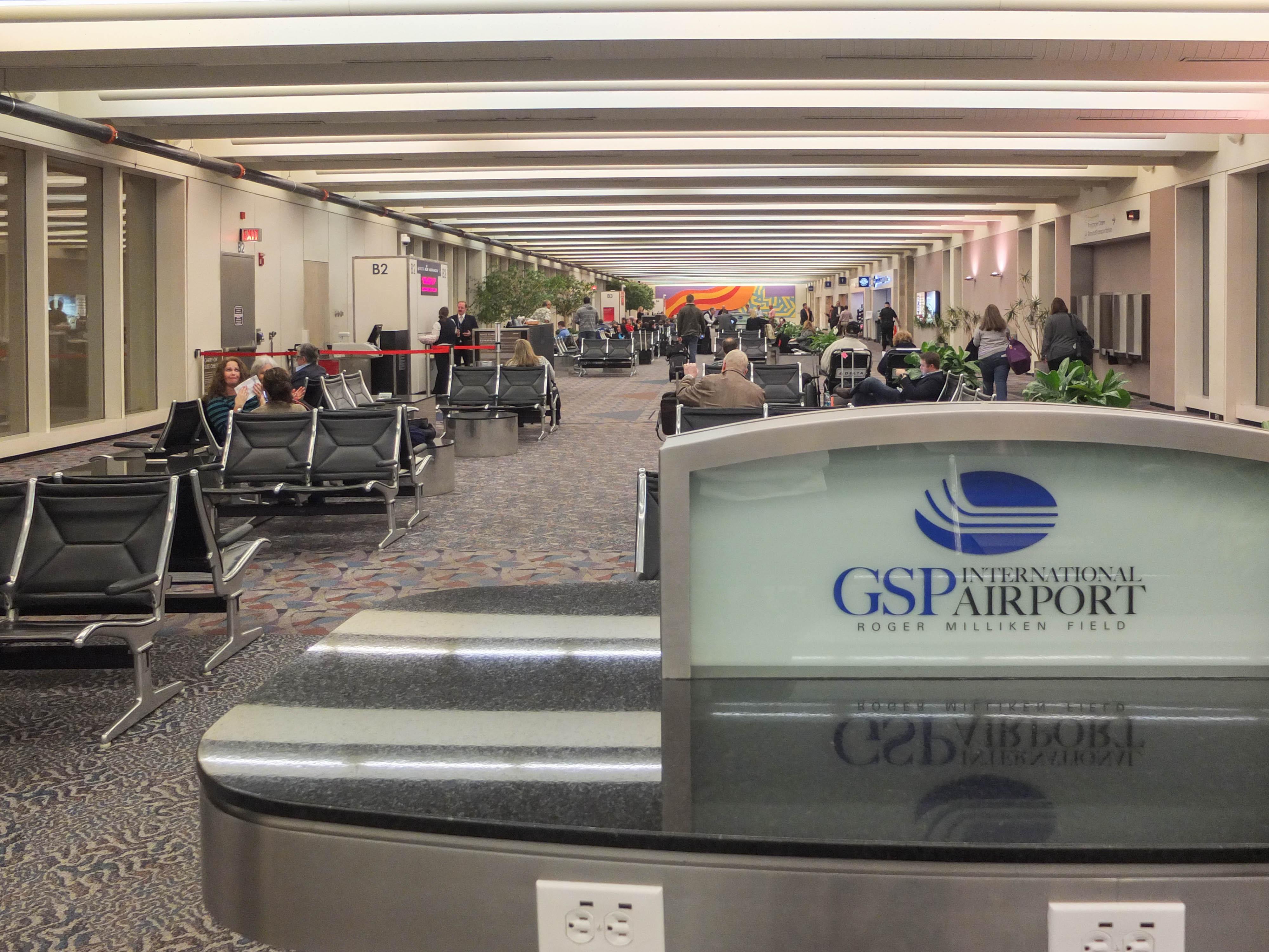 Гринвилл аэропорт