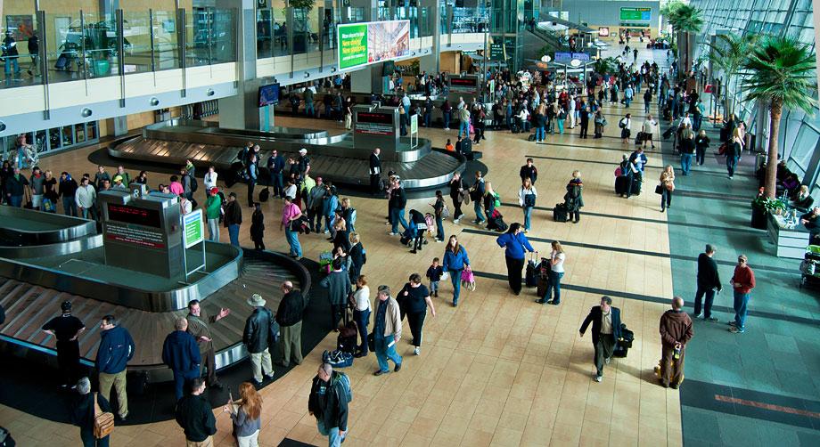 Сан Диего аэропорт