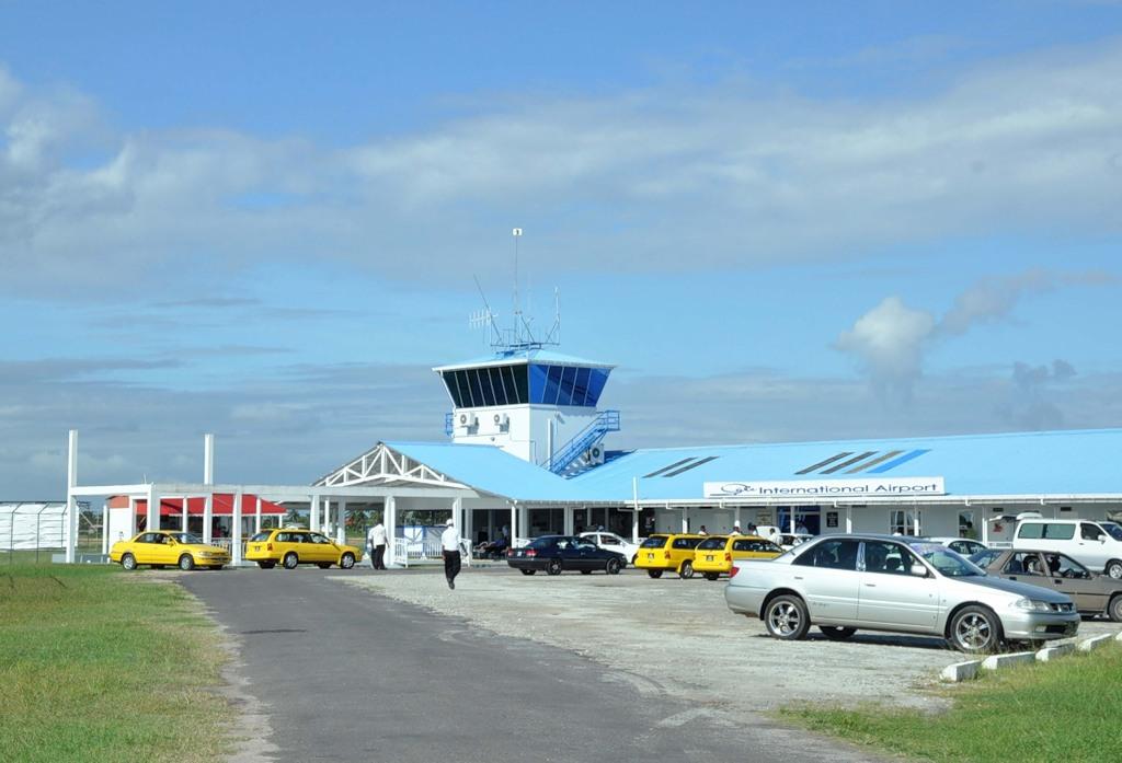 Аэропорт Парамарибо