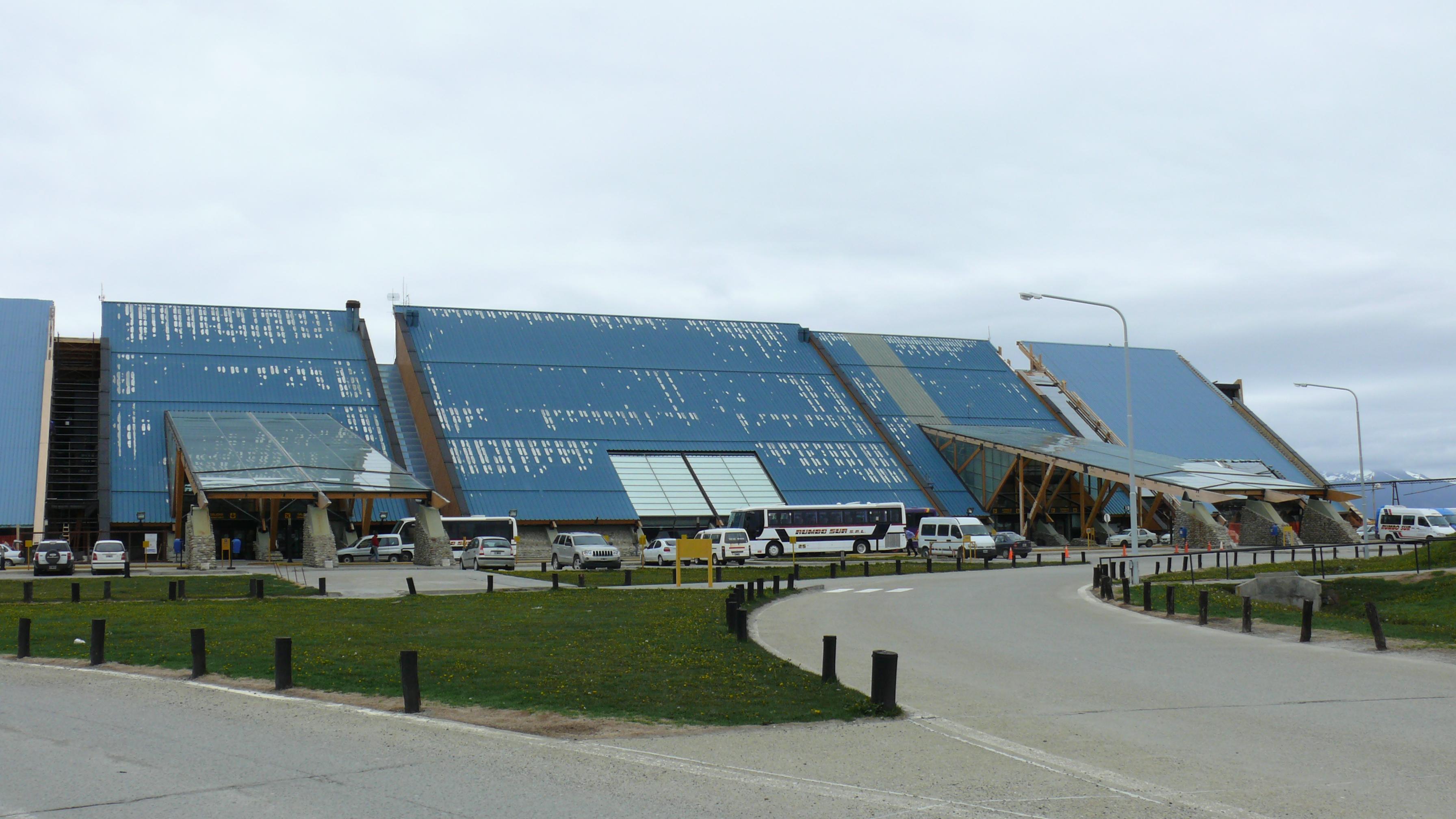 Аэропорт Ушуайя