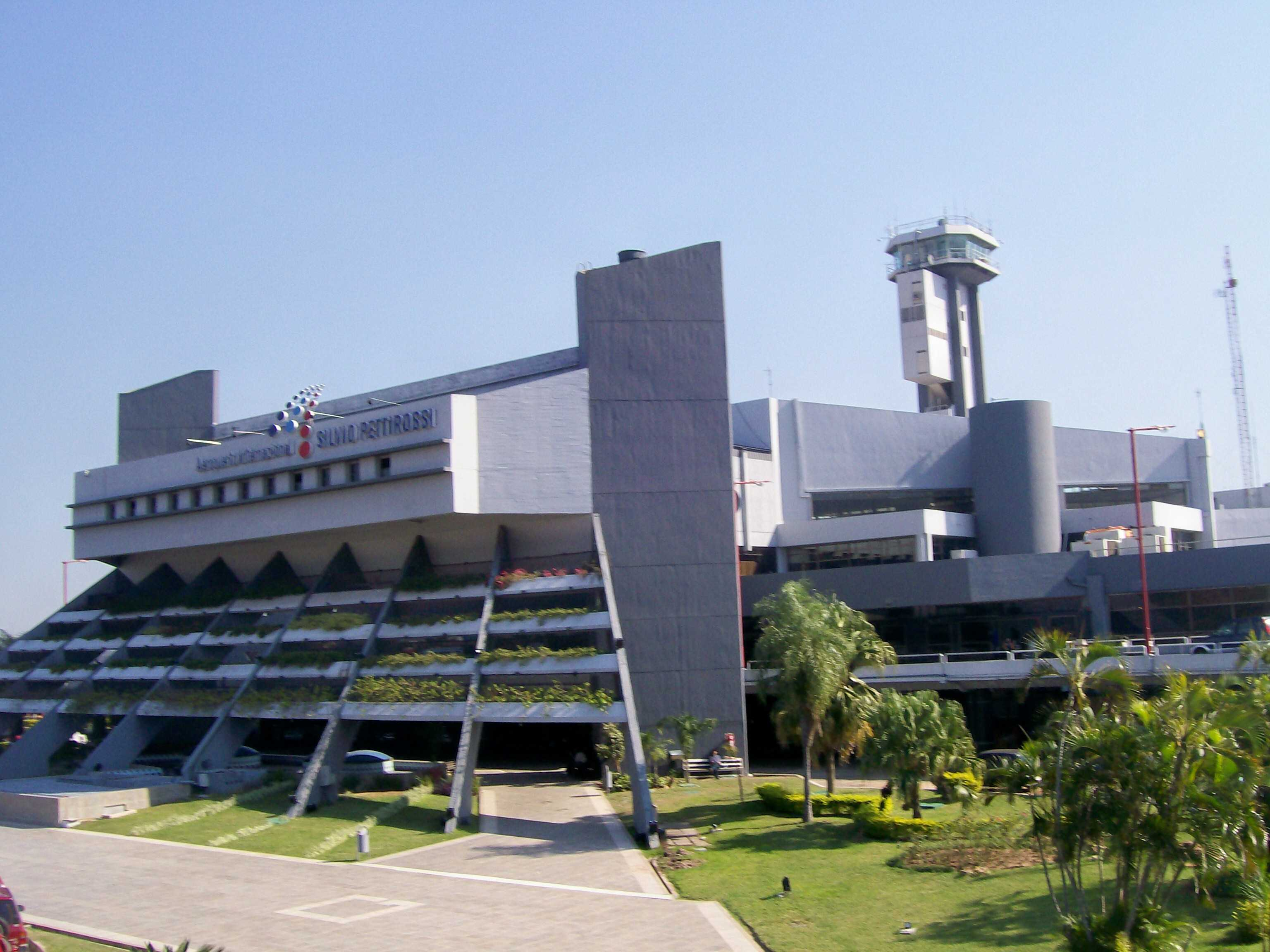 Асунсьон аэропорт