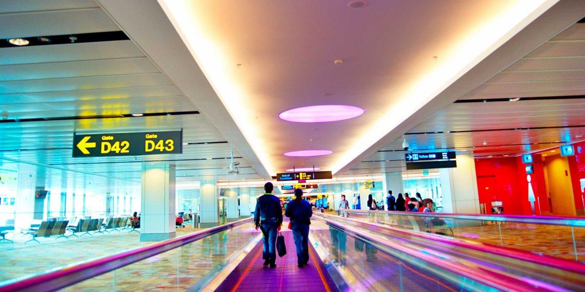 аэропорт Рейли Дурам