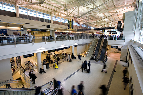 Аэропорт Чикаго Мидуэй