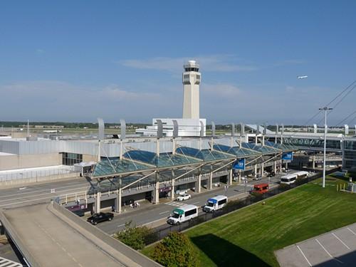 Кливленда аэропорт