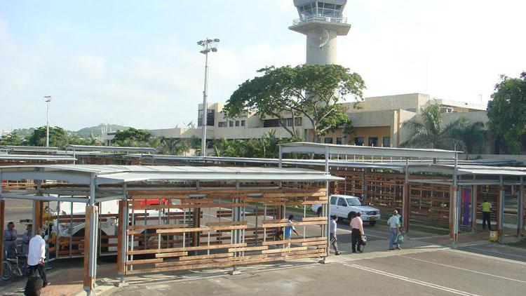 Аэропорт Картахена