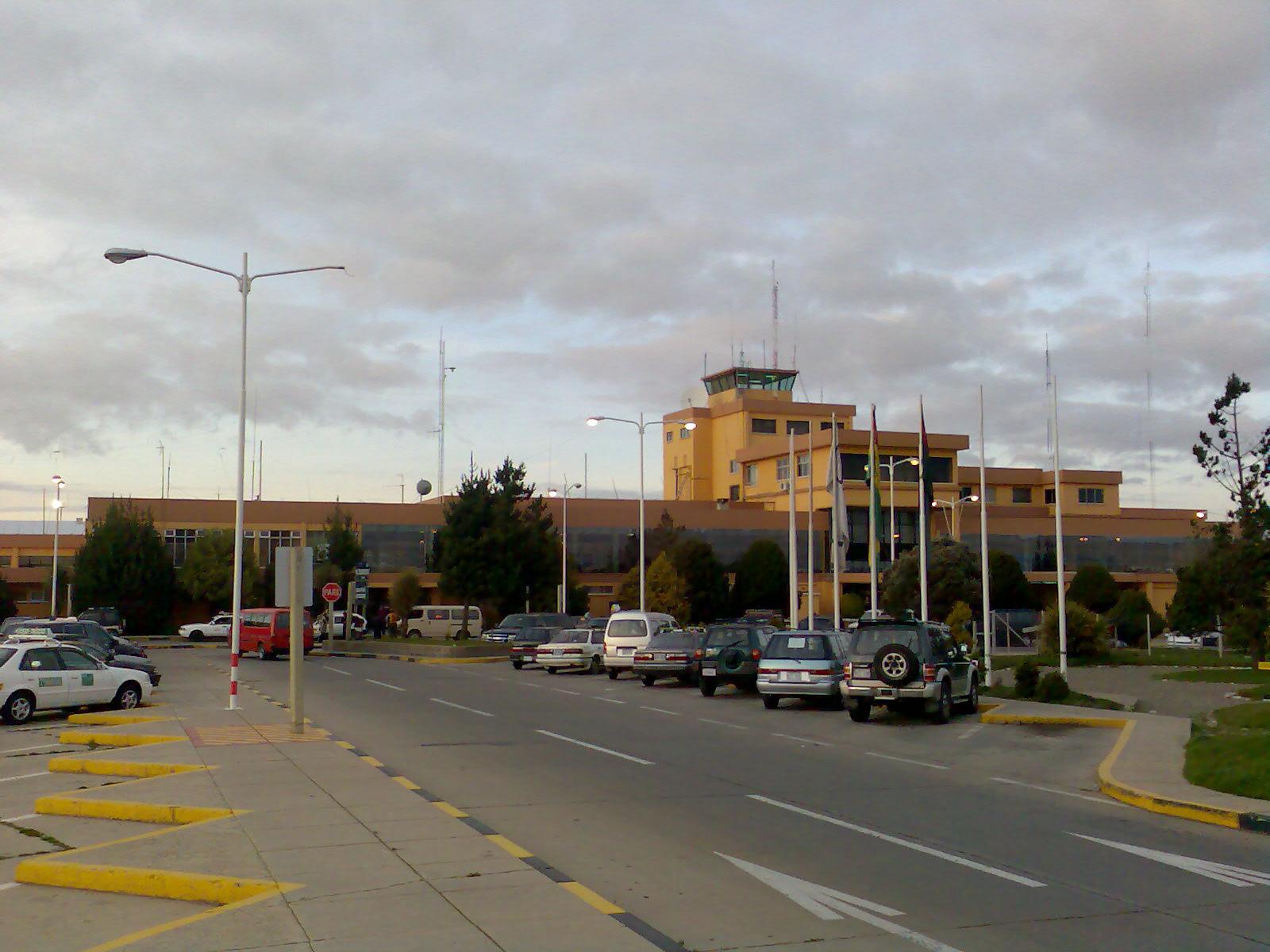 Ла Пас аэропорт
