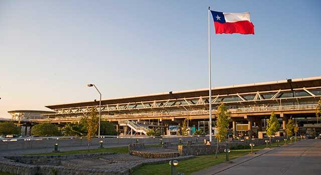 Аэропорт Сантьяго де Чили